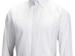 Dress Shirt Standard Collar