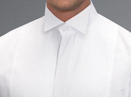 White Dress Shirt Wing