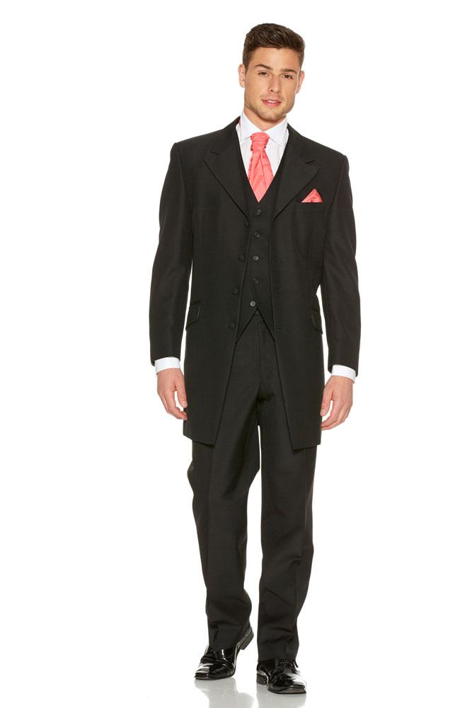 Black Prince Edward Suit