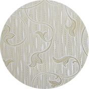 Ivory Waterfall Patterned