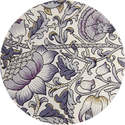 Sage Floral Pattern