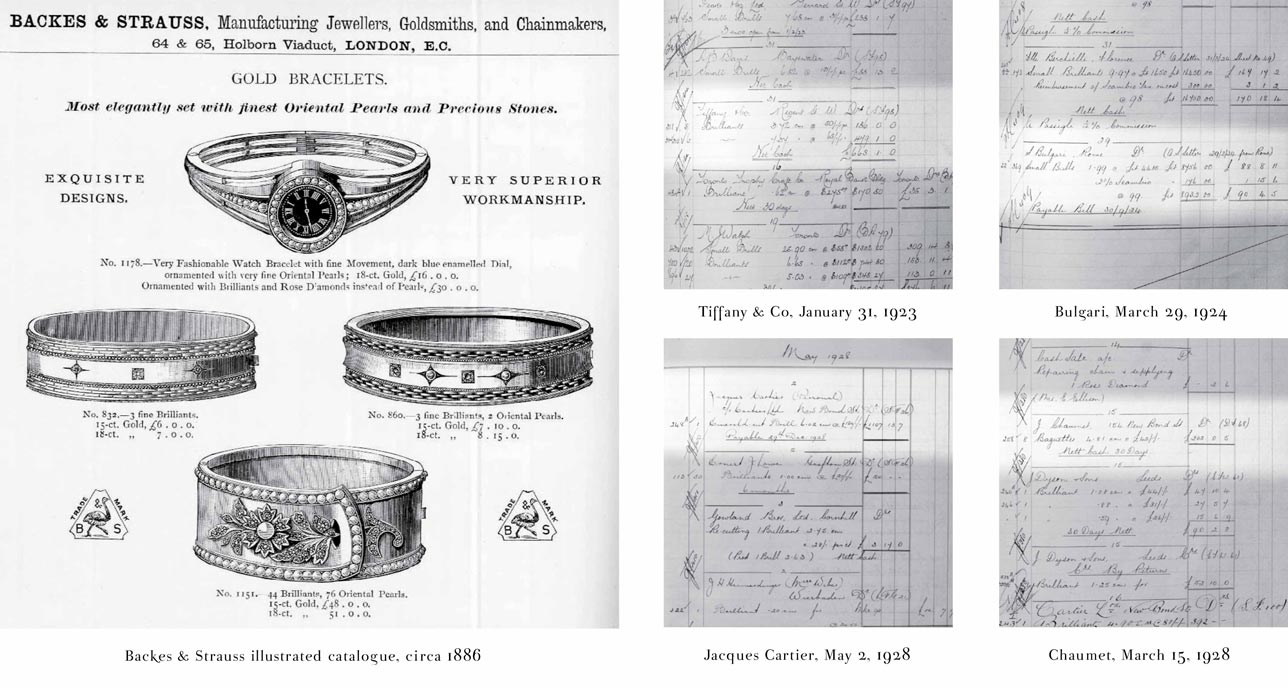 Backes & Strauss manufacturing jewellers