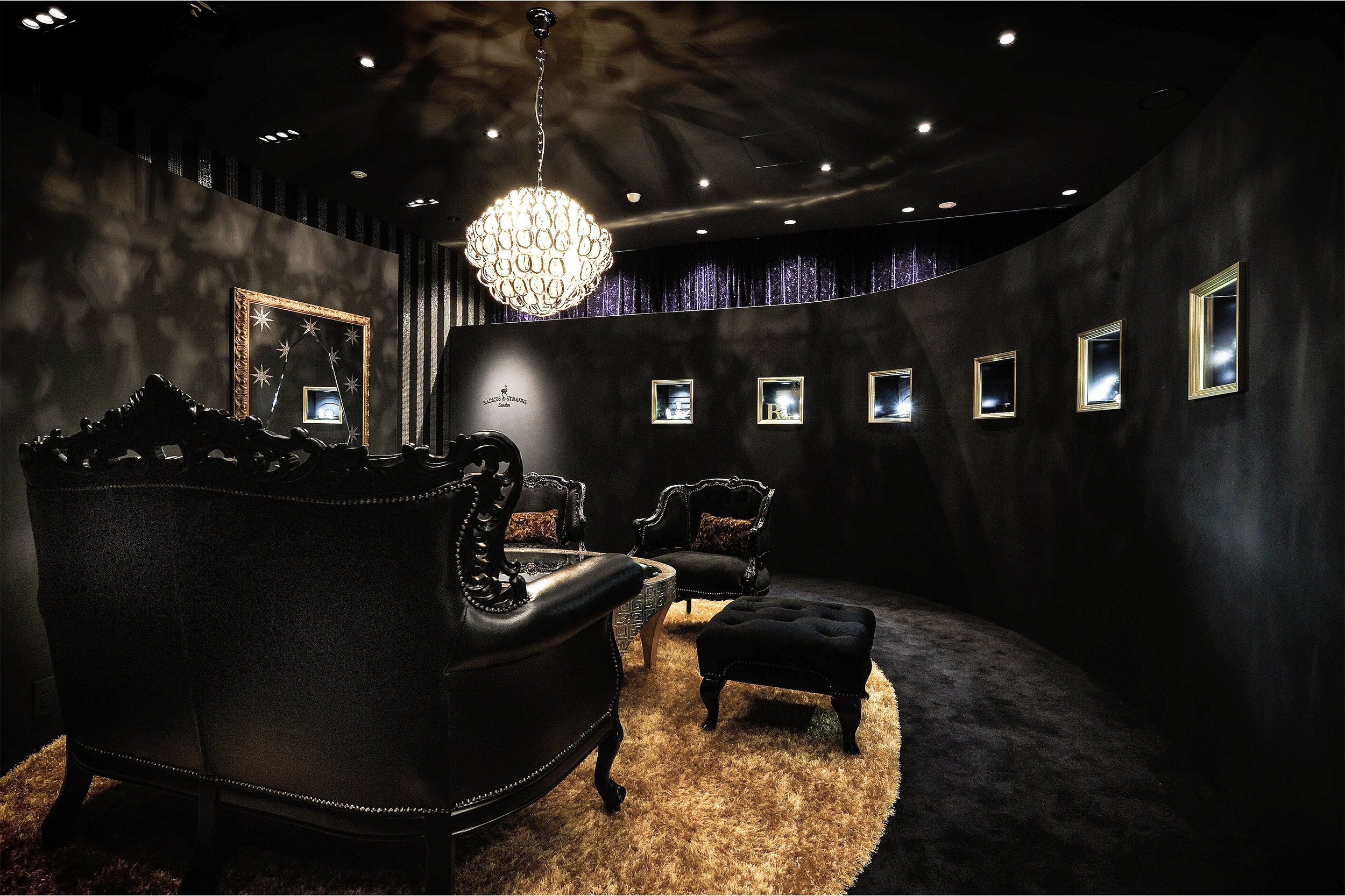 Backes & Strauss luxury brand watch boutique in Japan