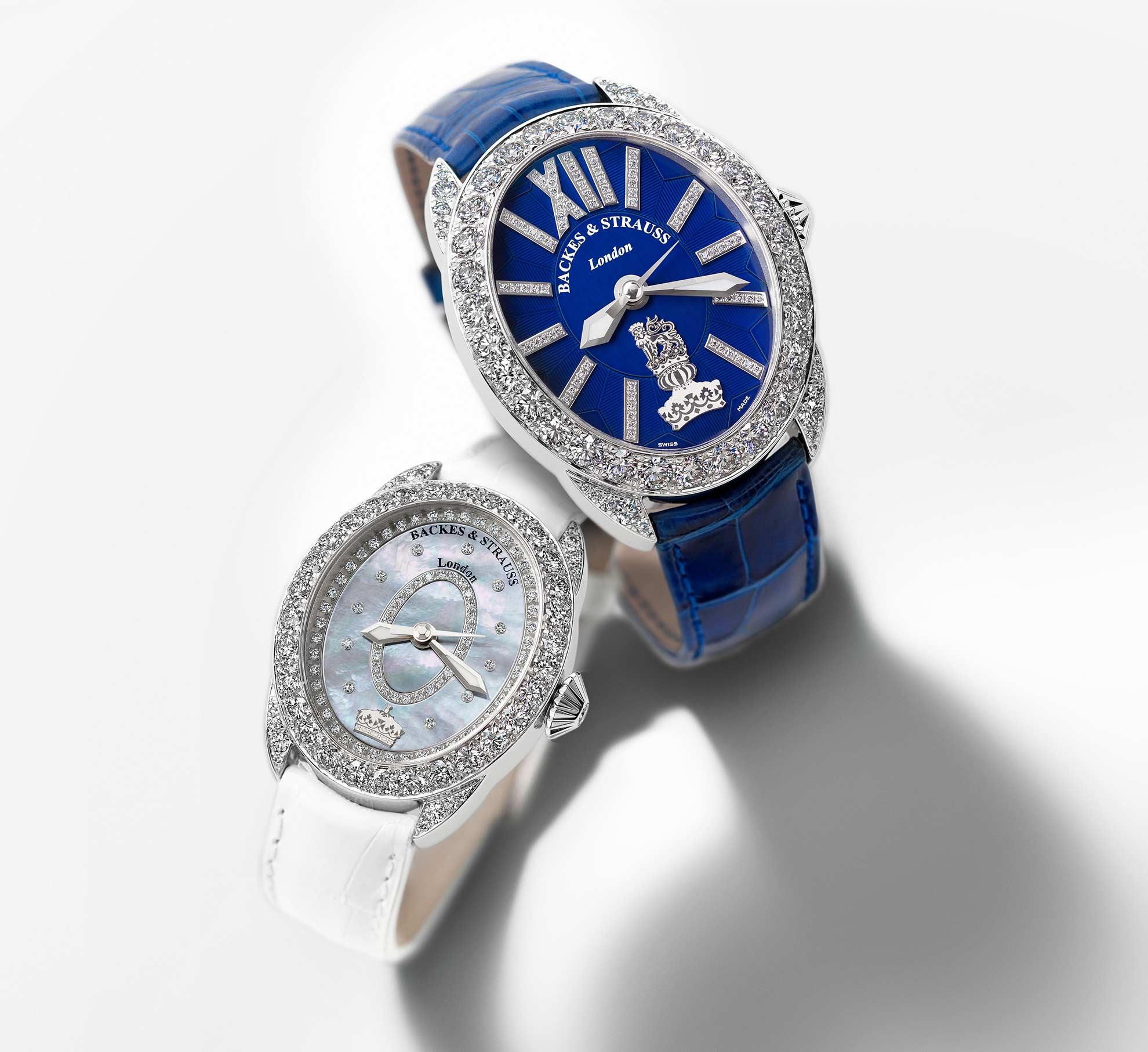 Royal Kent collection unique diamond watch