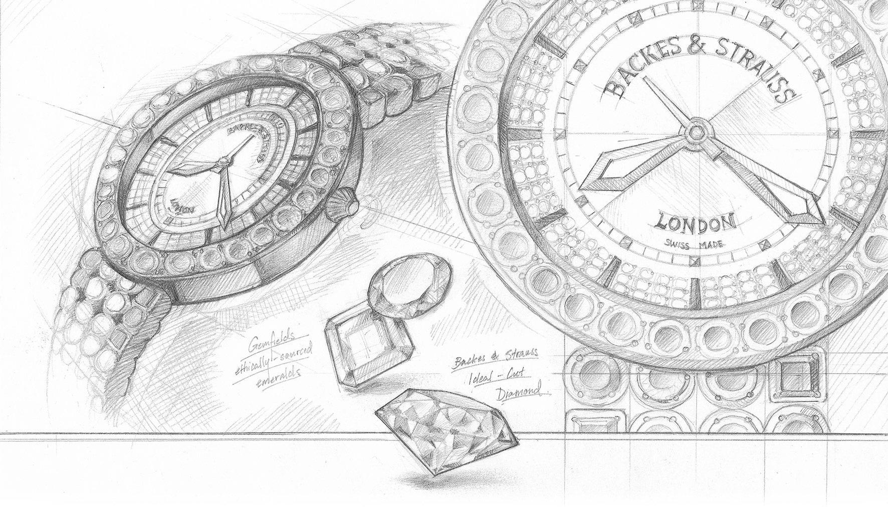 create your bespoke watch craftsmanship