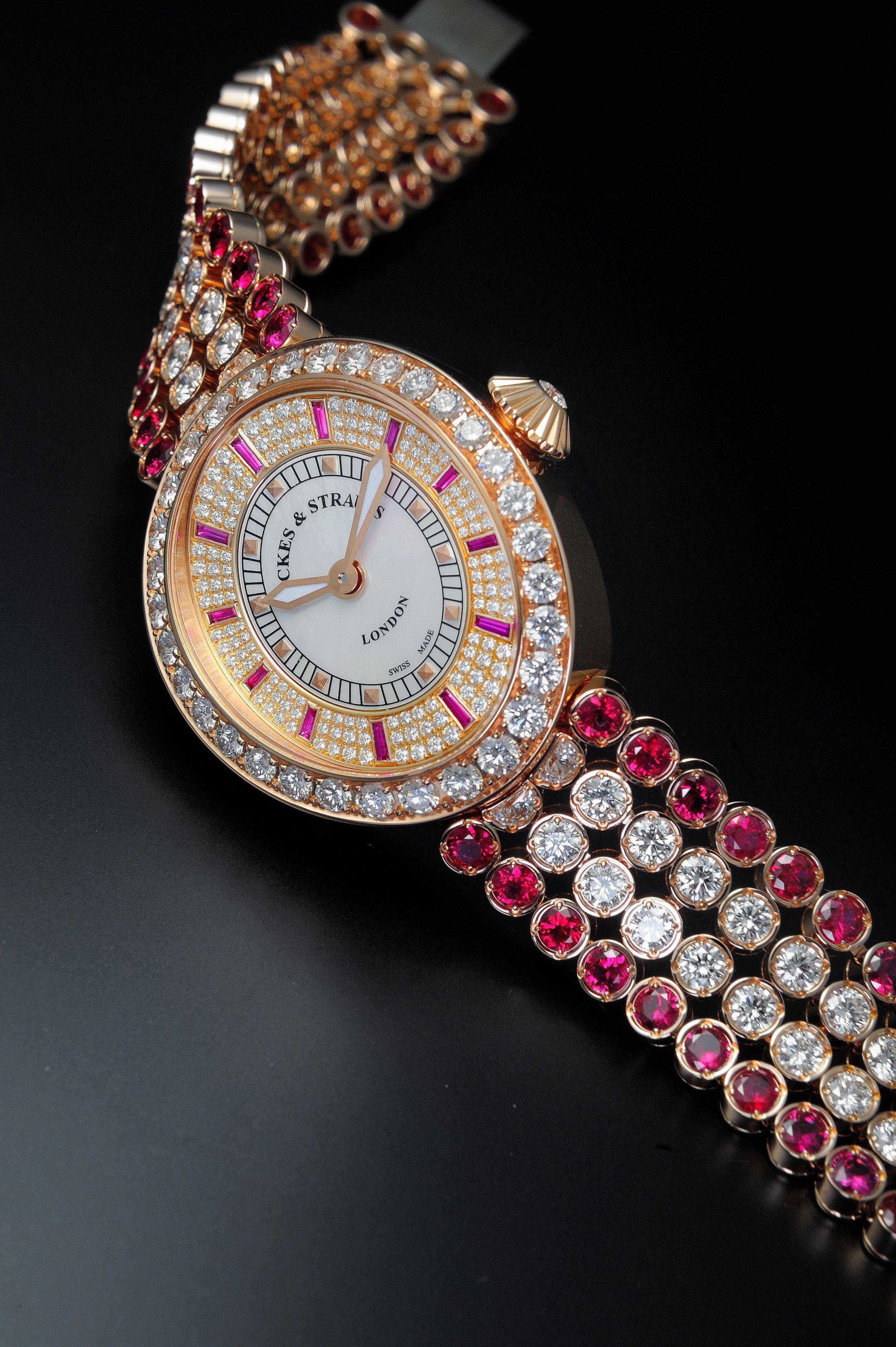 Regent Princess 3238 diamond watch