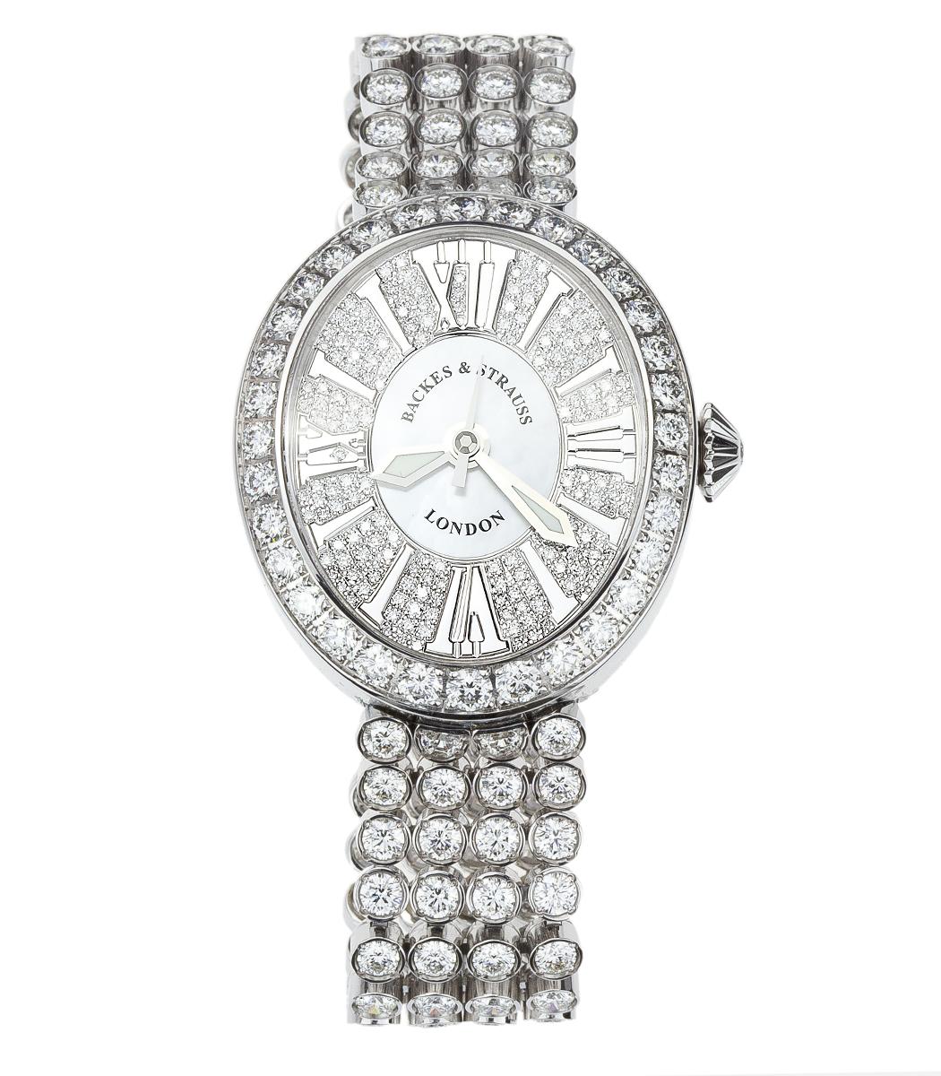 Regent Princess 3238 diamond encrusted watch