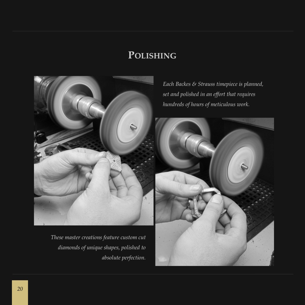 making of the masterpiece craftsmanship