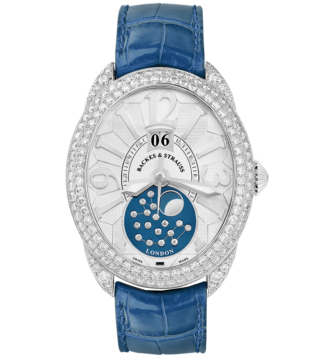 Regent 1609 AD 4047 diamond set case limited edition watch