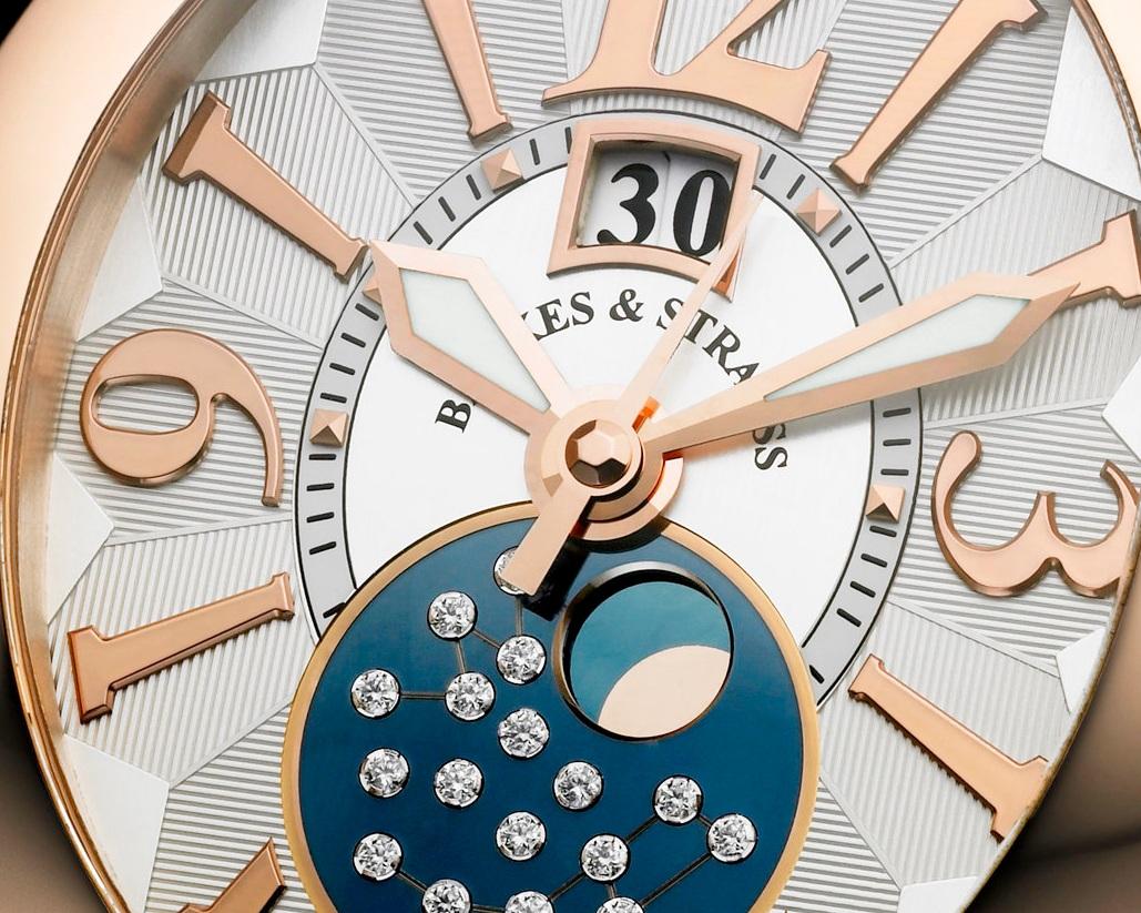 Regent 1609 AD 4047 limited edition diamond watch
