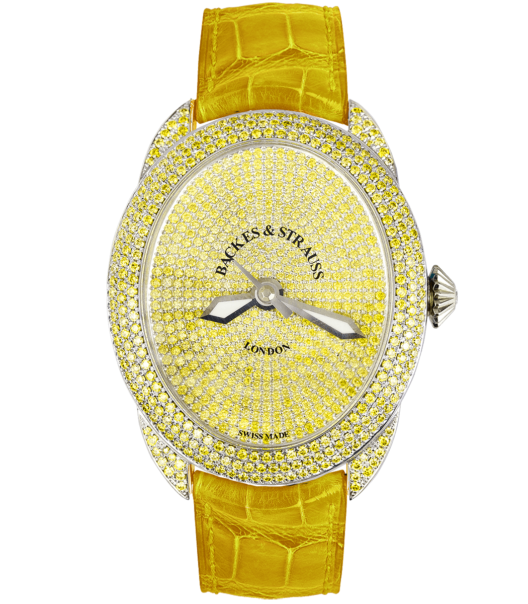 Regent Fancy Canary 4047 limited edition watch for men and women