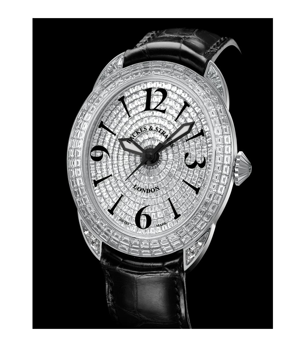 Regent Prince 4452 iconic diamond encrusted watchRegent Prince 4452 iconic diamond encrusted watch