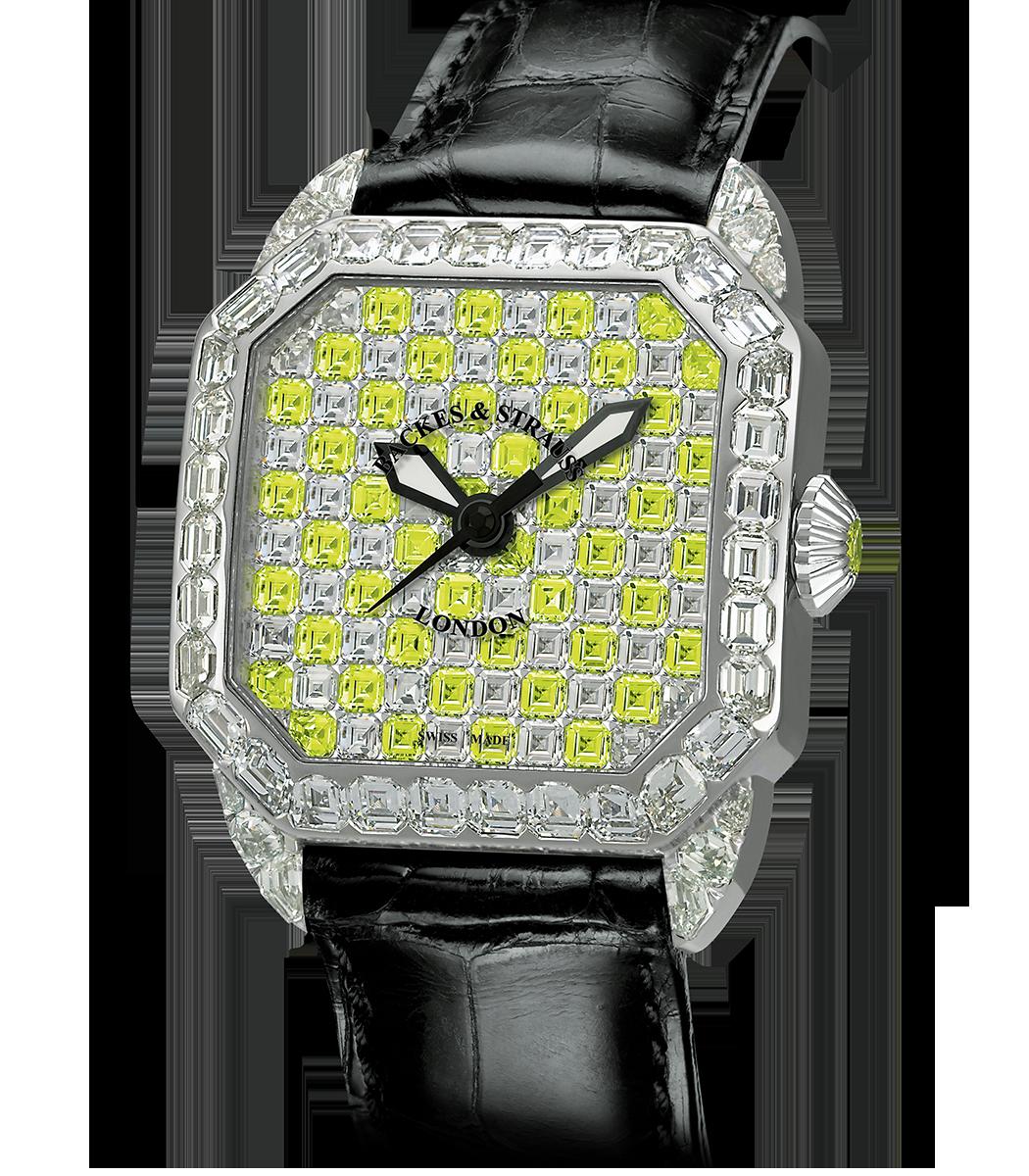 Berkeley Imperial 40 luxury diamond watch