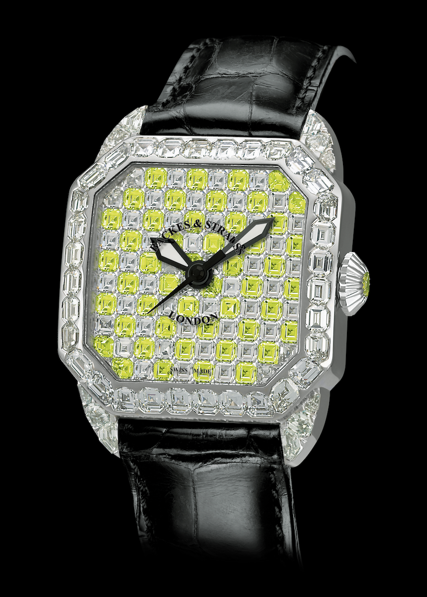 Berkeley Imperial 40 luxury diamond watch