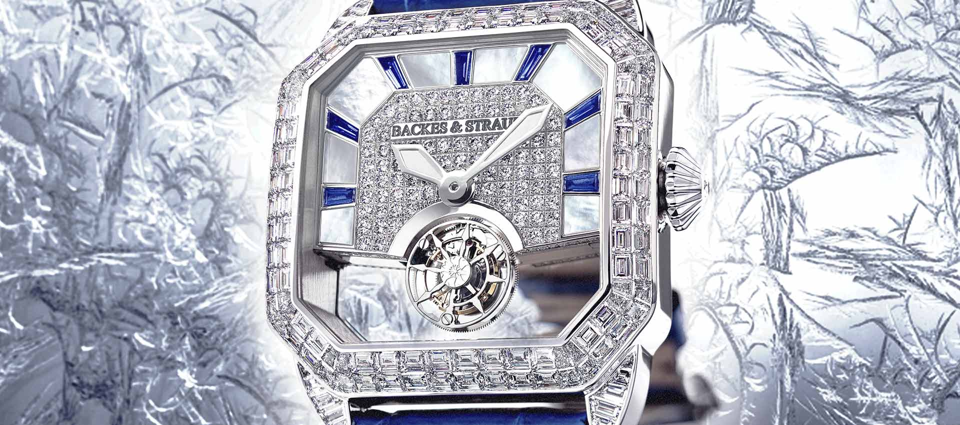 Berkeley 43 King Tourbillon bespoke watches for him and her