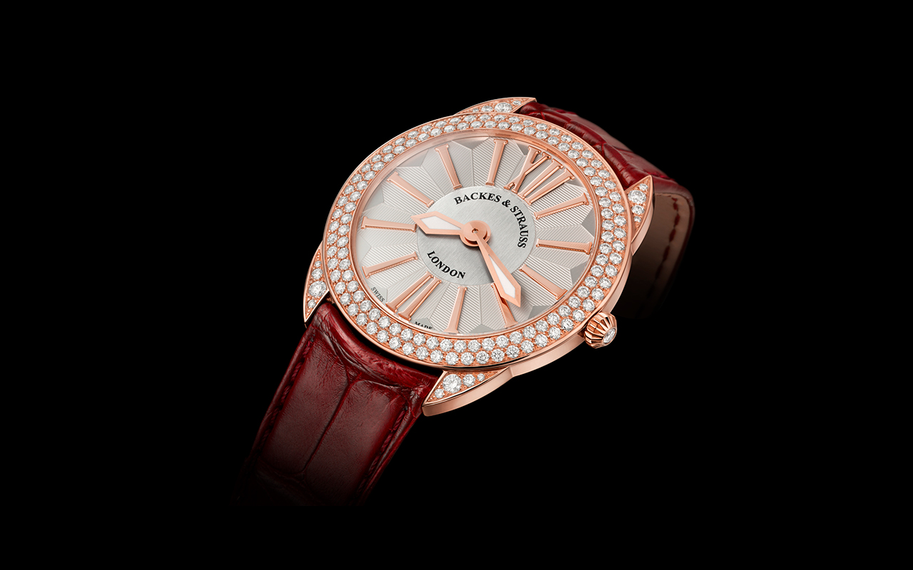 Piccadilly Renaissance diamond watch for her and him