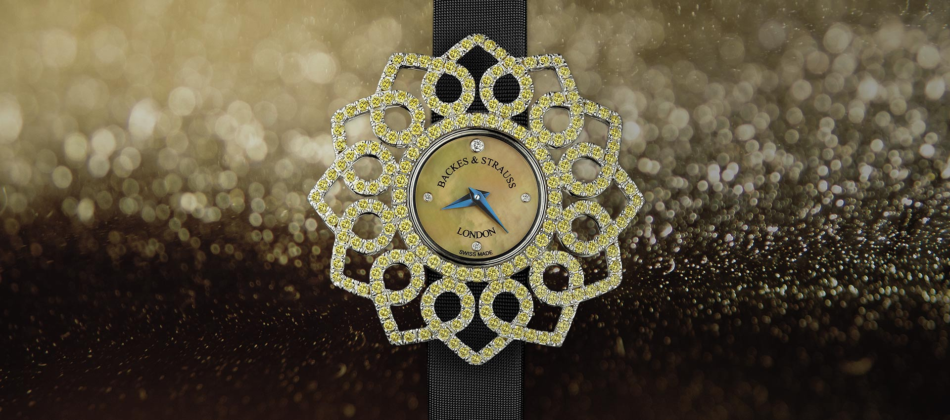 Classic Victoria collection luxury watches