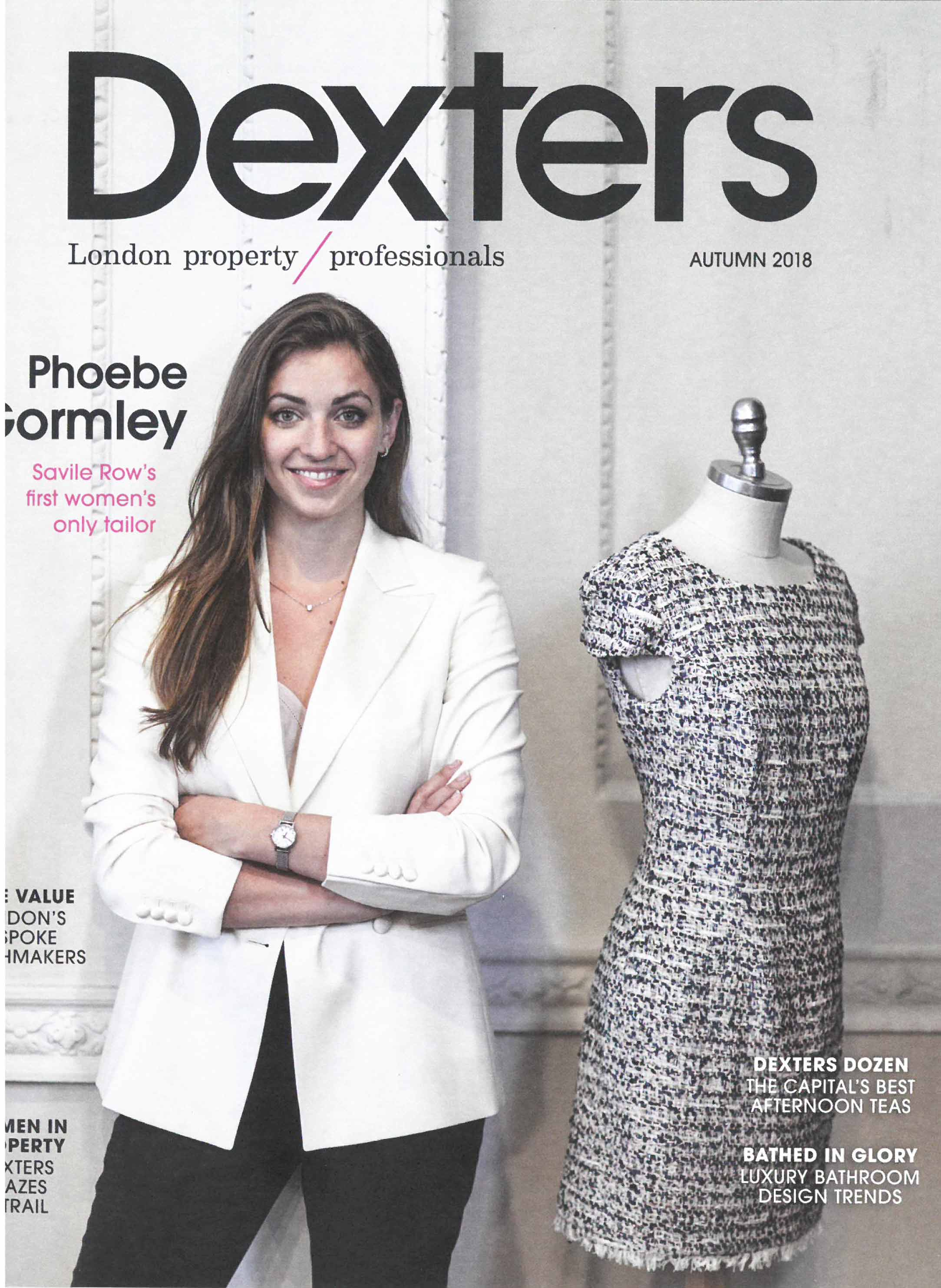 House of Backes & Strauss luxury brand featured in Dexters