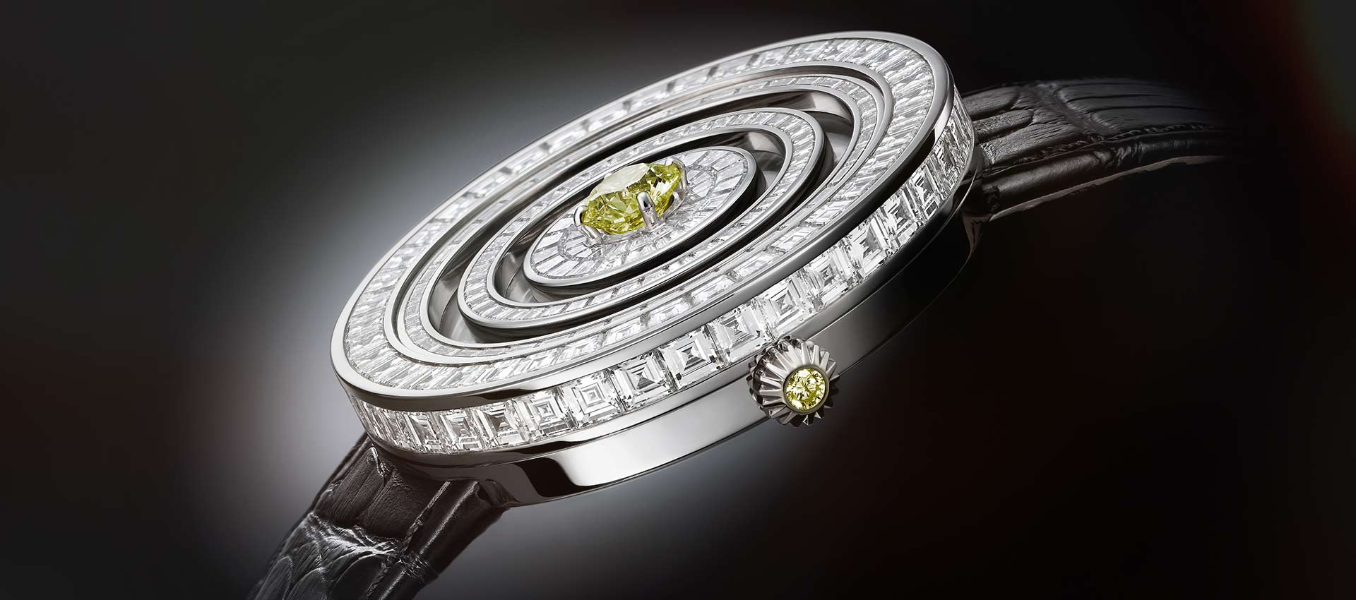 Royal Jester real diamond watch for men and women