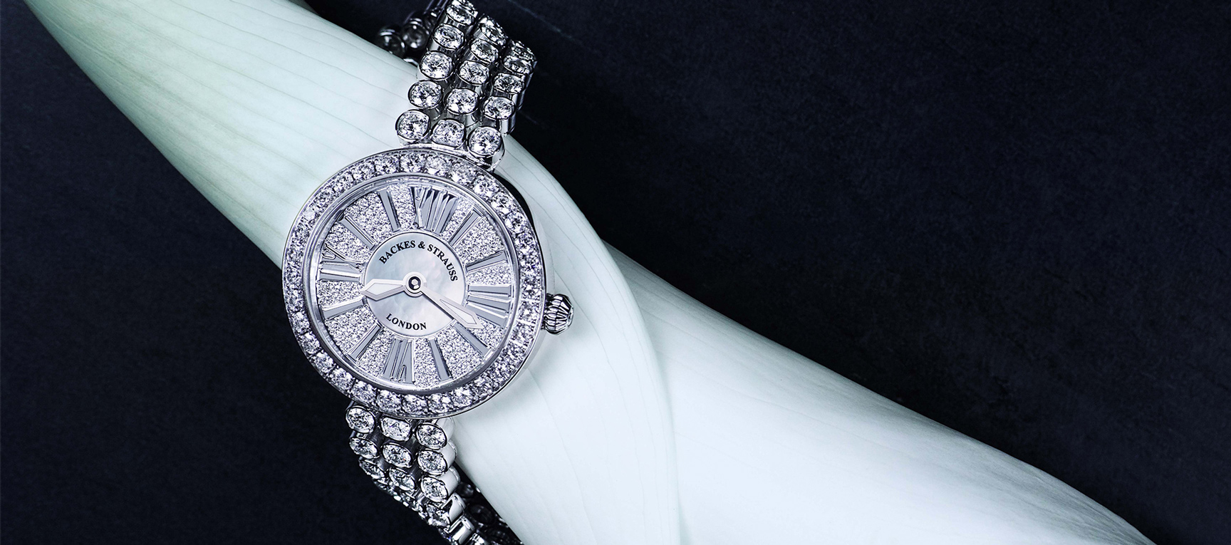 Piccadilly Duchess diamond watch for ladies