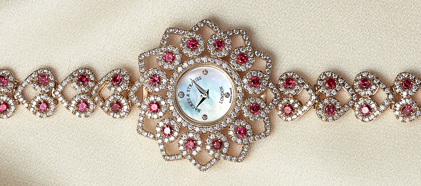Victoria Princess diamond watch for ladies
