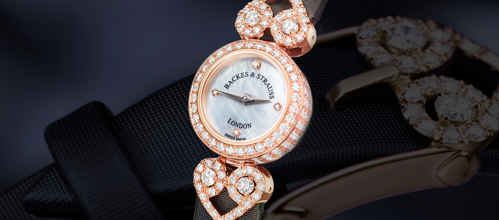 Miss Victoria diamond watches for women