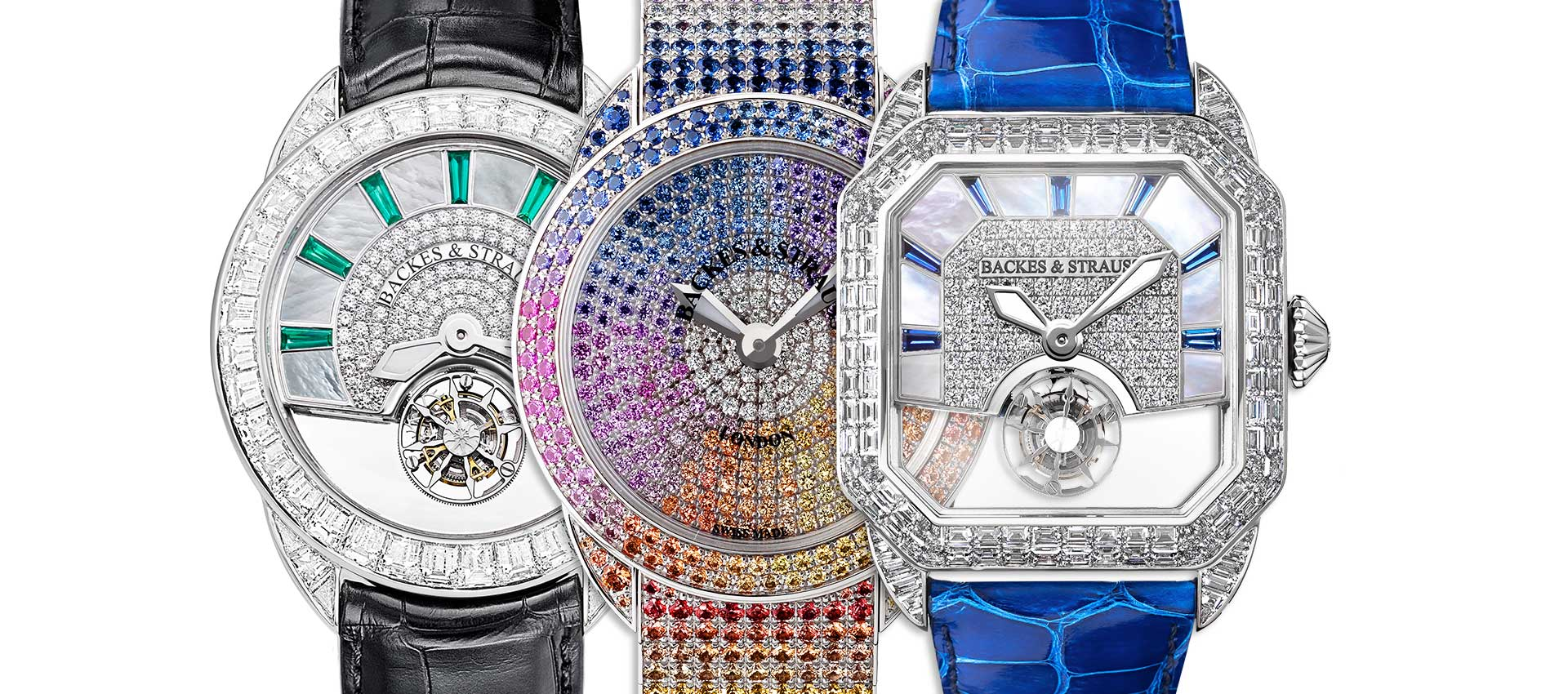 Royal collection iconic timepieces
