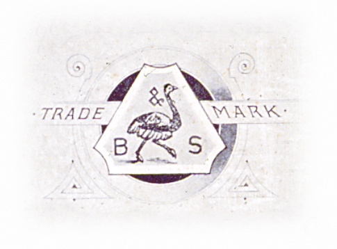 Backs & Strauss trademark