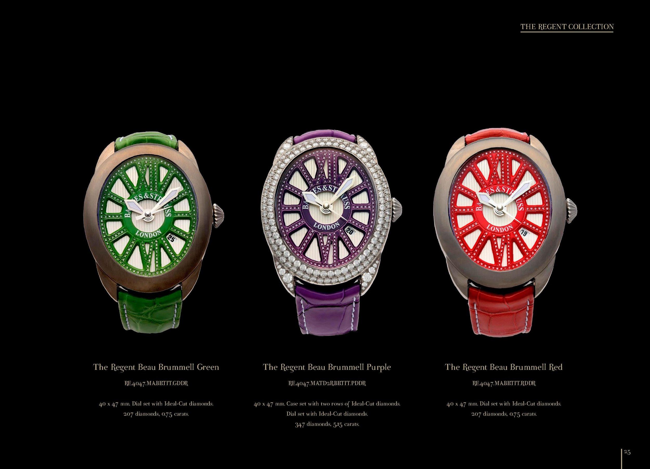 Regent Beau Brummell 4047 watch