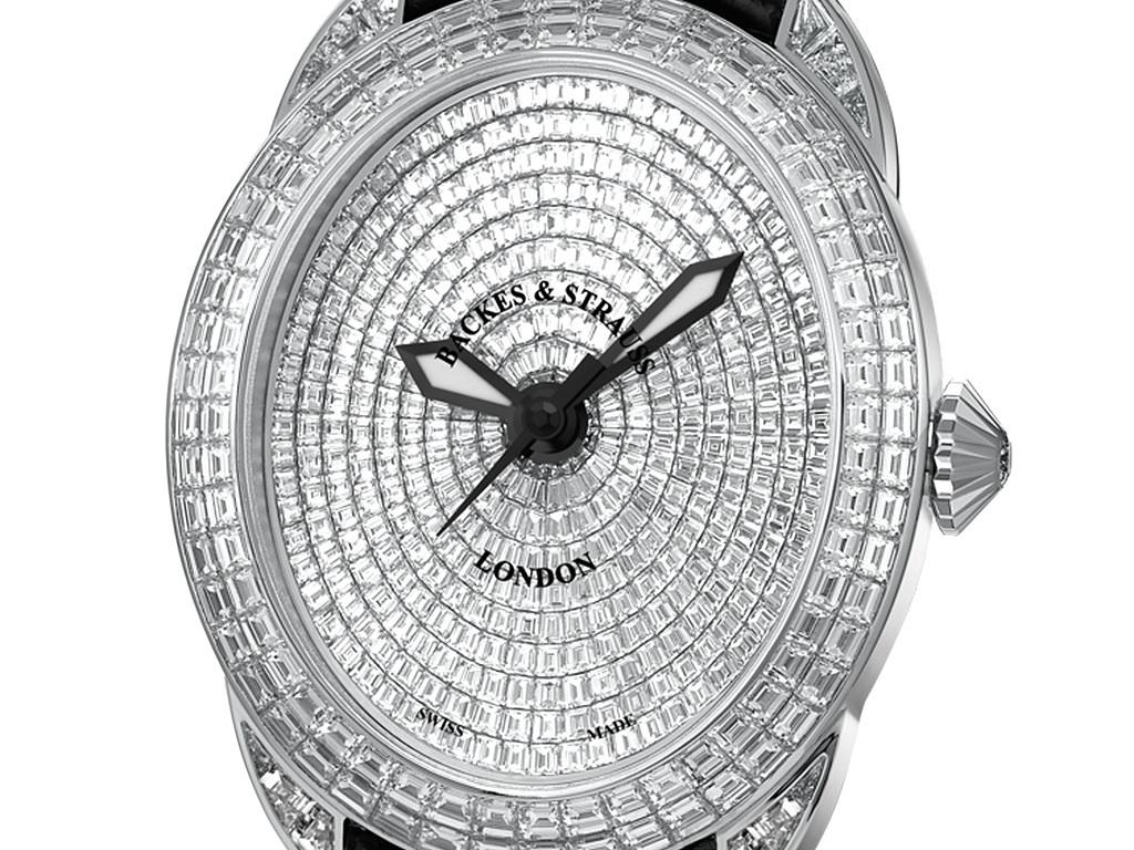 Regent Prince 4452 iconic diamond watch