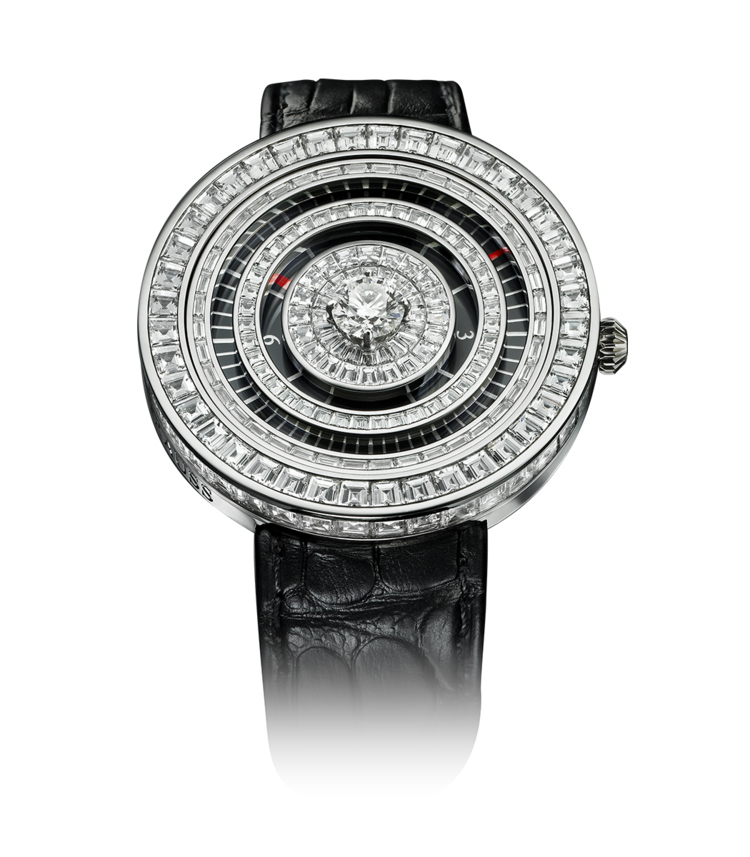 Royal Jester luxury diamond masterpiece