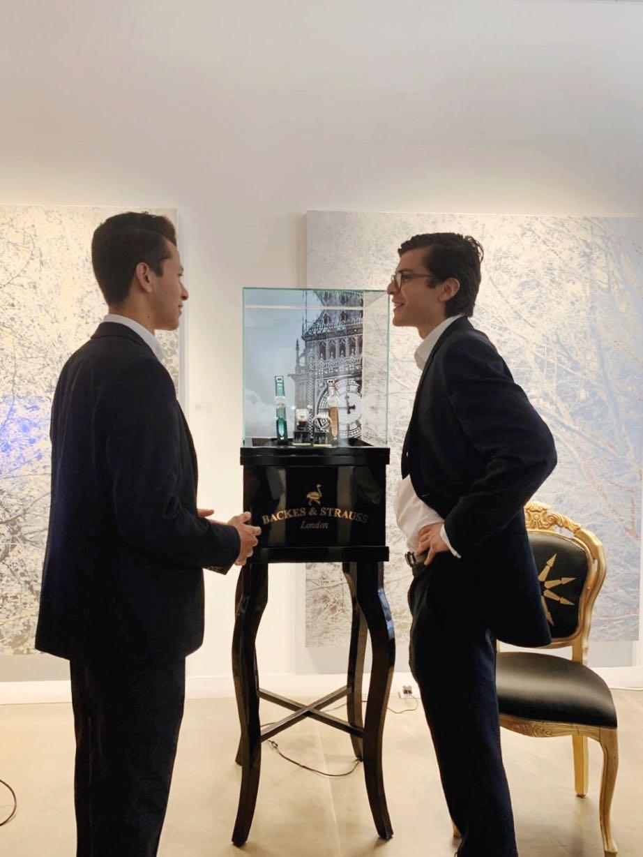 British Luxury Watches event