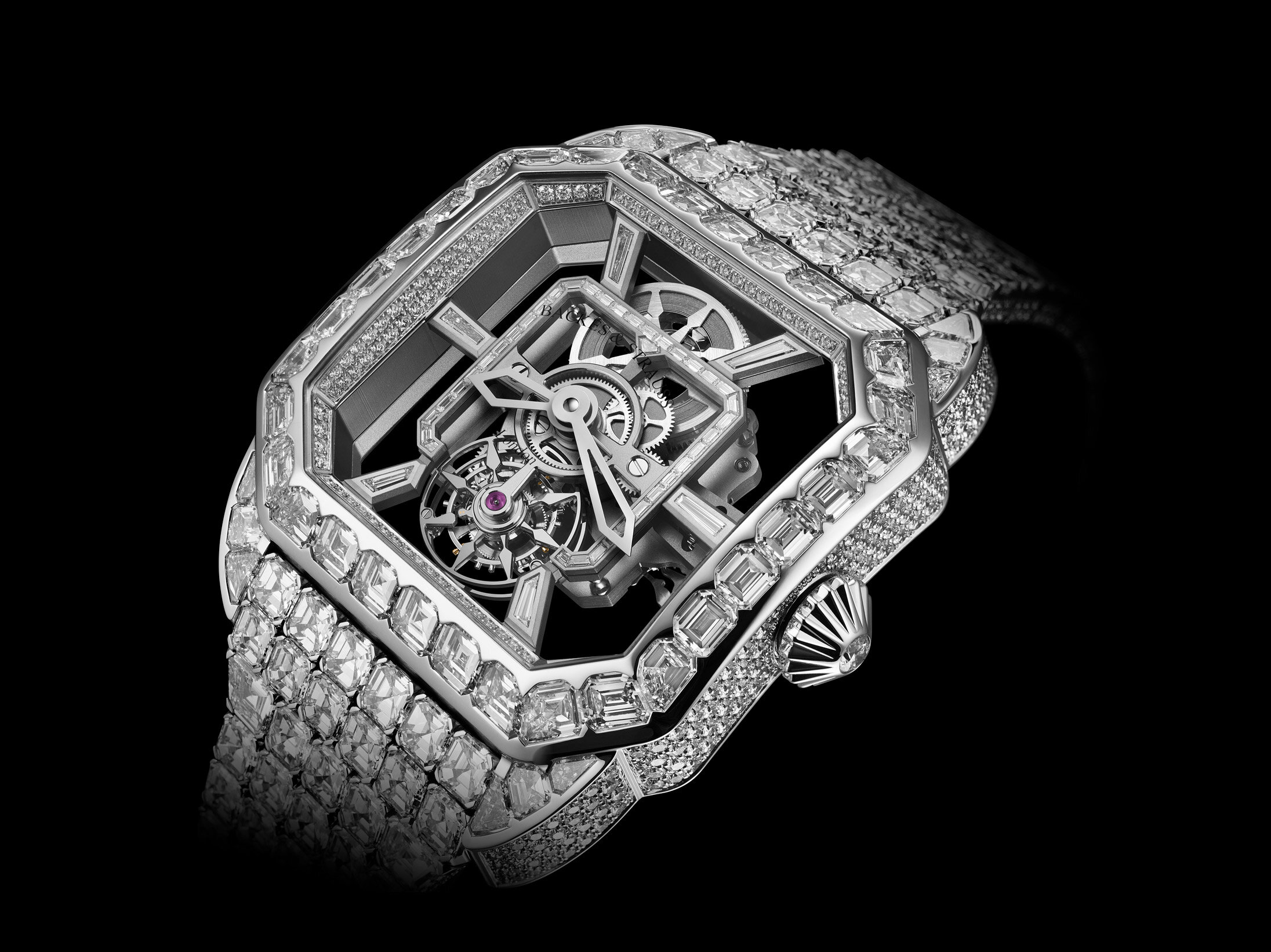 MASTERS OF DIAMONDS SINCE 1789 - British luxury timepiece creator with 230 years of heritage and unparalleled craftsmanship in diamonds.