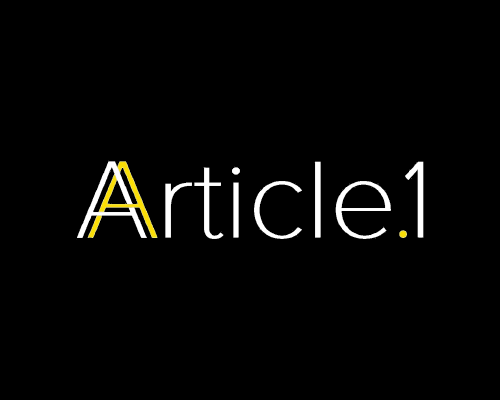 Article 1 - Article 1 is an association that advises young people from less privileged backgrounds on their way to success, with professional & integration guidance