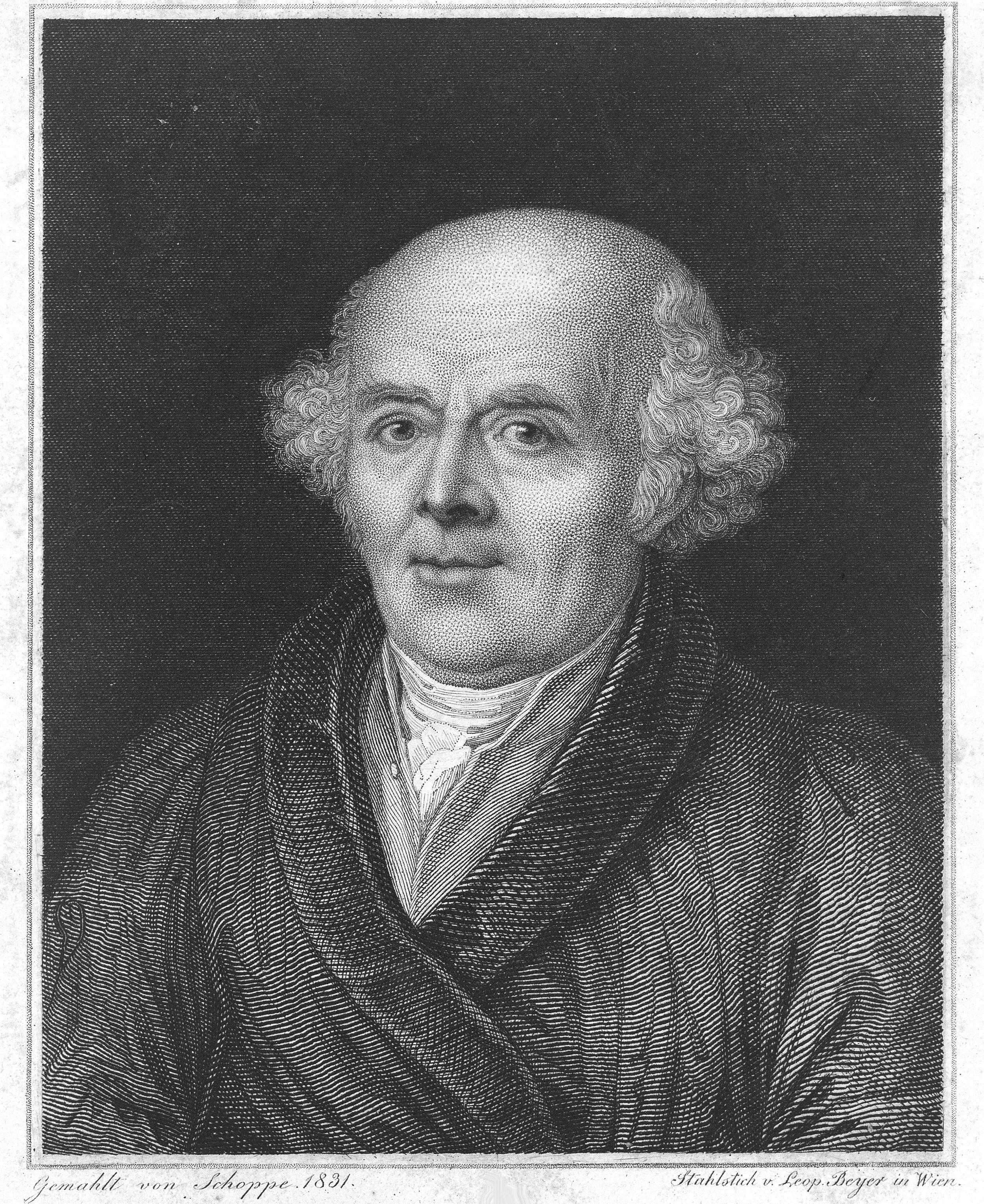 L0016250 Samuel Christian Friedrich Hahnemann. Line engraving by L. BCredit: Wellcome Library, London. Wellcome Imagesimages@wellcome.ac.ukhttp://wellcomeimages.orgSamuel Christian Friedrich Hahnemann. Line engraving by L. Beyer after J. Schoppe, senior, 1831.By: J. Schoppeafter: L. BeyerPublished: -Copyrighted work available under Creative Commons Attribution only licence CC BY 4.0 http://creativecommons.org/licenses/by/4.0/