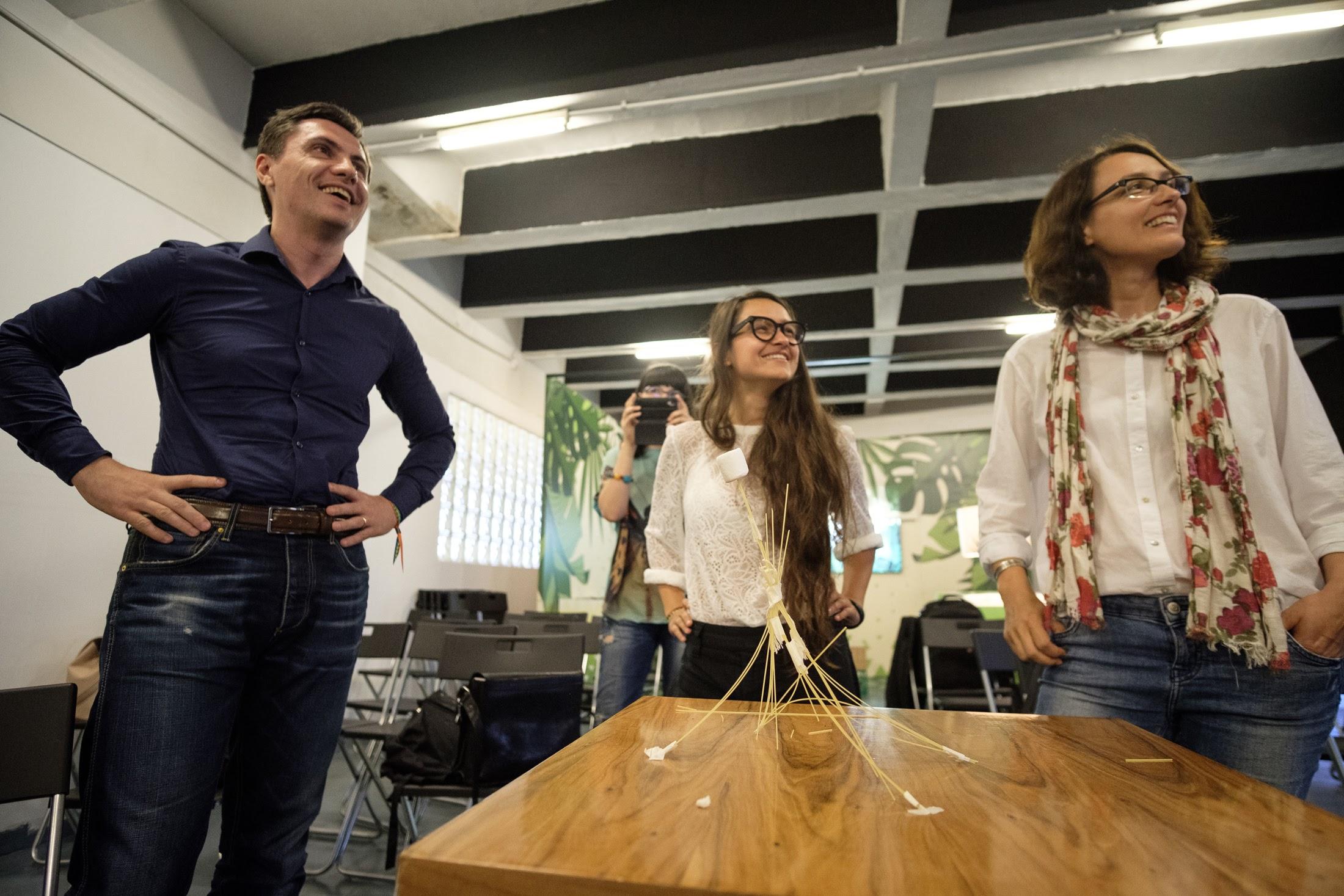Bucharest: Collaborate + Problem Solve