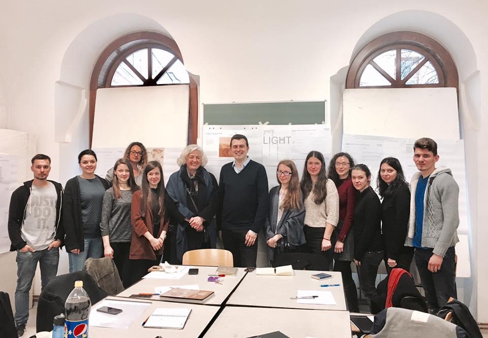 UAD Cluj - First Semester