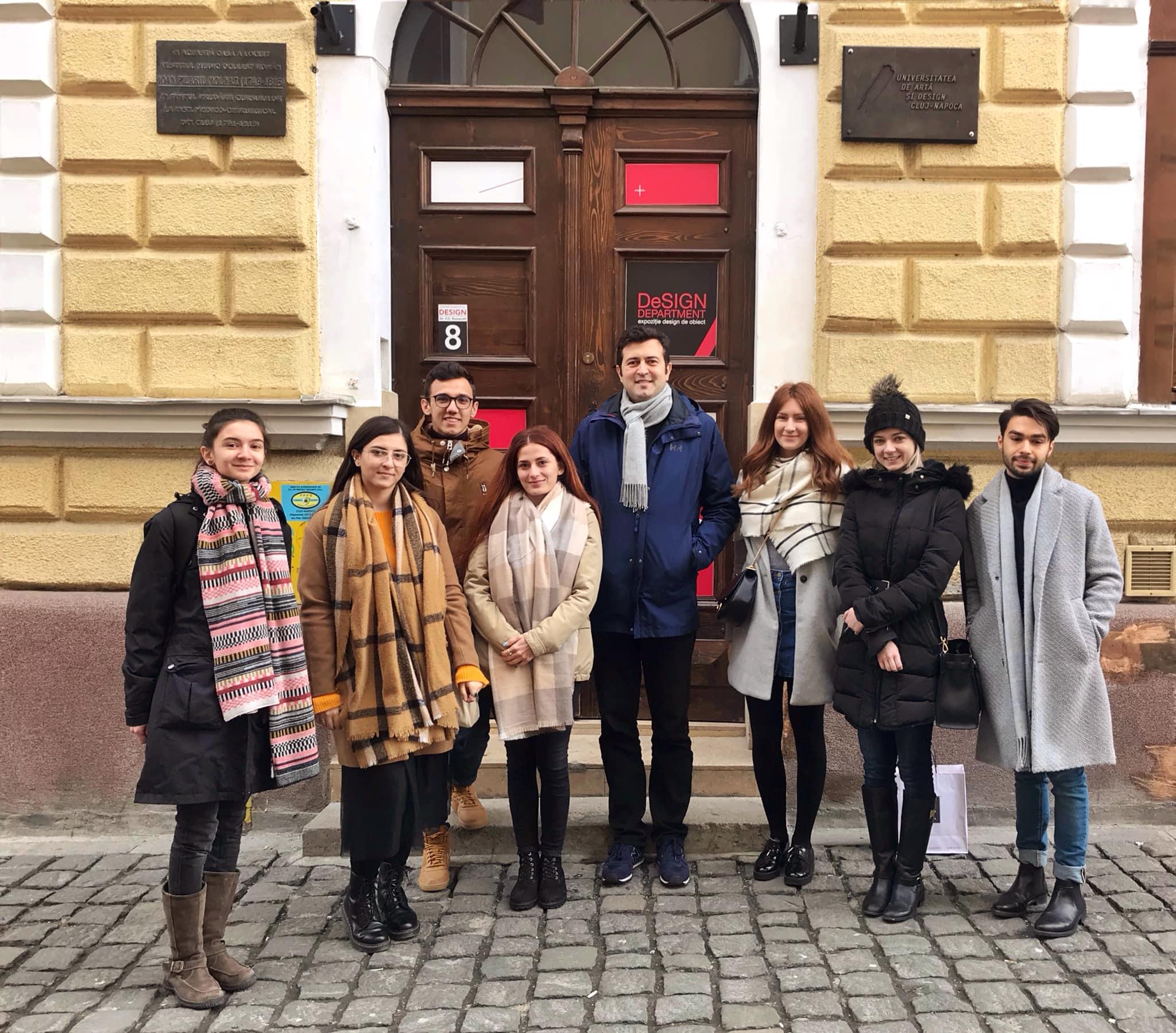 UAD Cluj - Students Graduating
