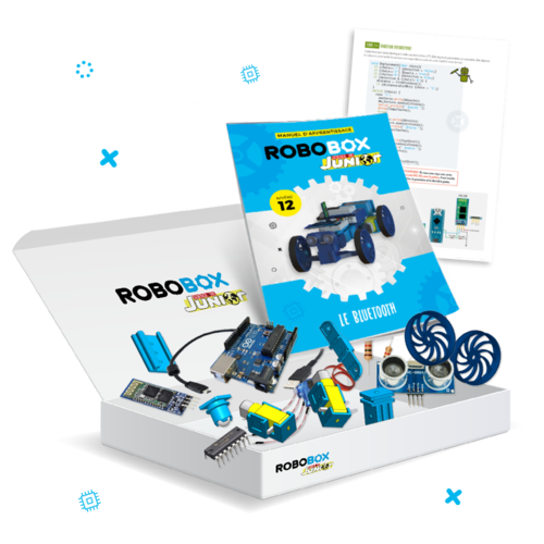kit robotique - robot box