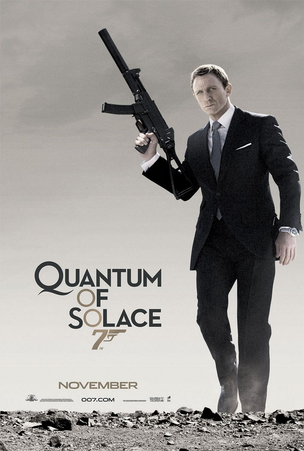Quantum of Solace - February 2nd, 2019