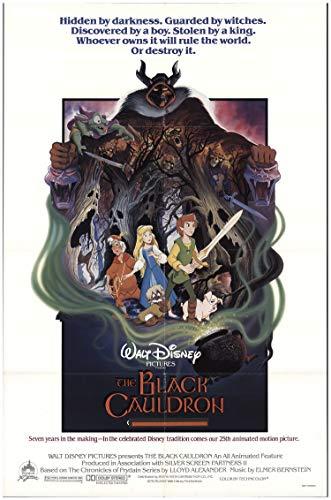 The Black Cauldron - April 13th, 2019