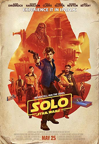Solo: A Star Wars Story - April 18th, 2019