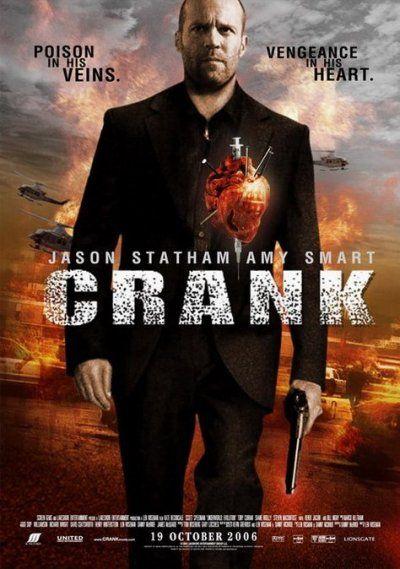 Crank - May 8th, 2019