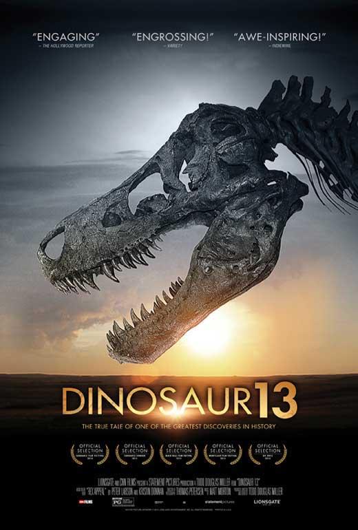 Dinosaur 13 - February 9th, 2019