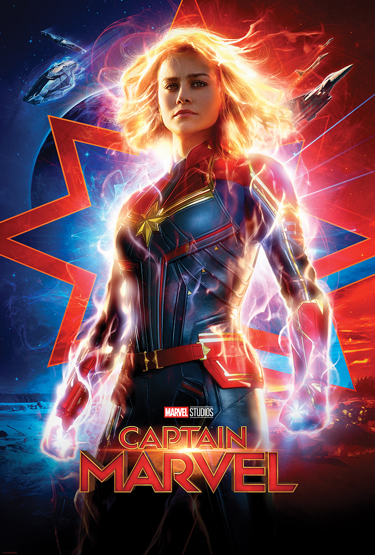 Captain Marvel - March 8th, 2019