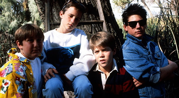 The Monster Squad movie review by Cinematic Musings
