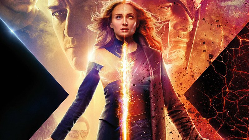 Dark Phoenix - June 7th, 2019