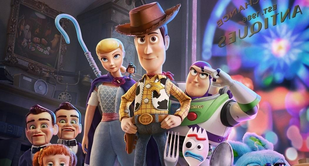 Toy Story 4 - June 21st, 2019