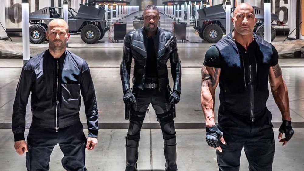 Hobbs and Shaw - August 2nd, 2019