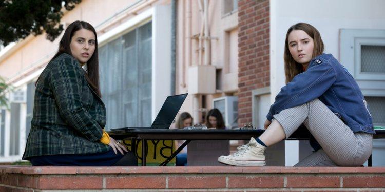 Booksmart movie Olivia Wilde